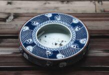 popielniczka ceramiczna