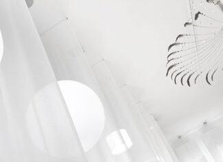 Bardzo nowoczesne oświetlenie zewnętrzne i wewnętrzne